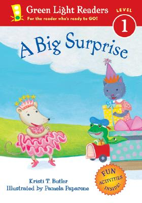 A Big Surprise By Butler, Kristi T./ Paparone, Pamela (ILT)