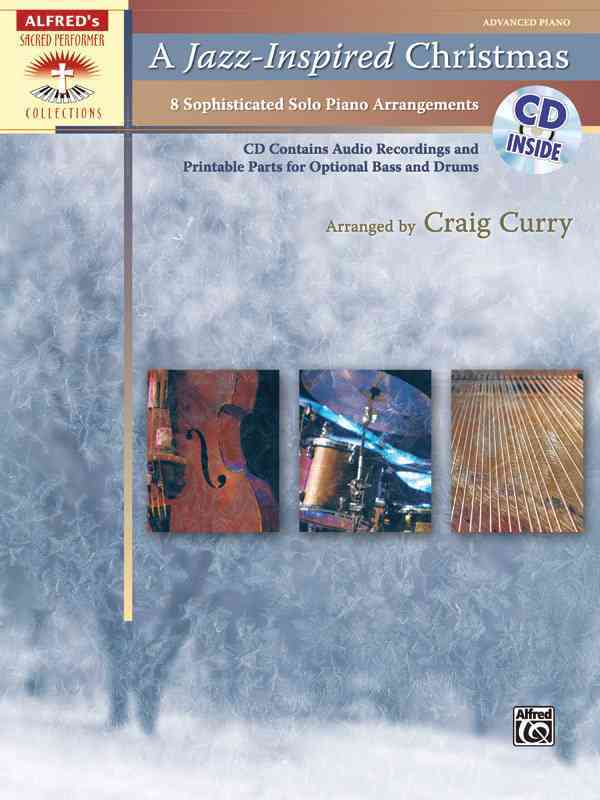 A Jazz-Inspired Christmas By Curry, Craig (ADP)